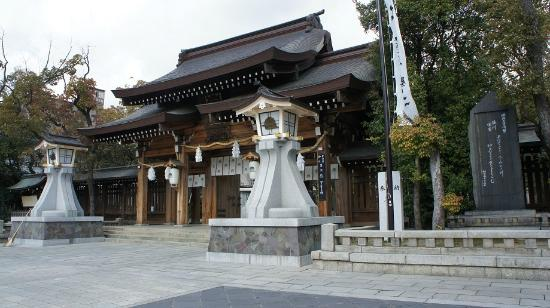Minatogawa Shrine