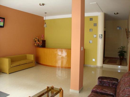 Primavera Plaza Hotel: Loby