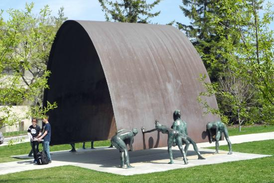 Trans Canada Pipeline Arch