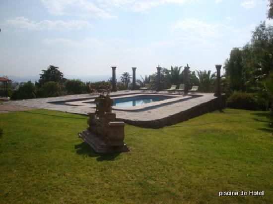 Mirador del Frayle Hotel: piscina