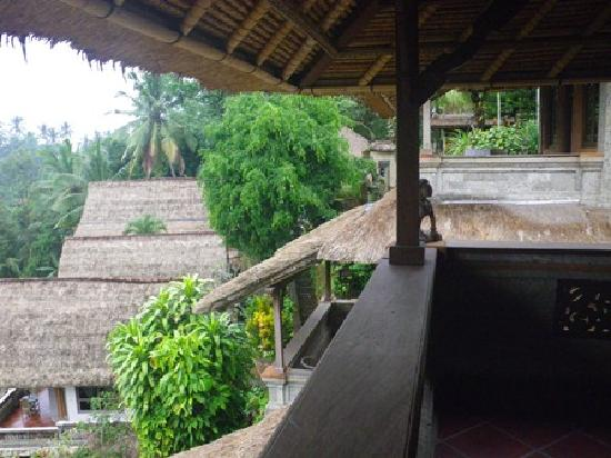 ‪‪Ulun Ubud Resort & Spa‬: View from Balcony‬