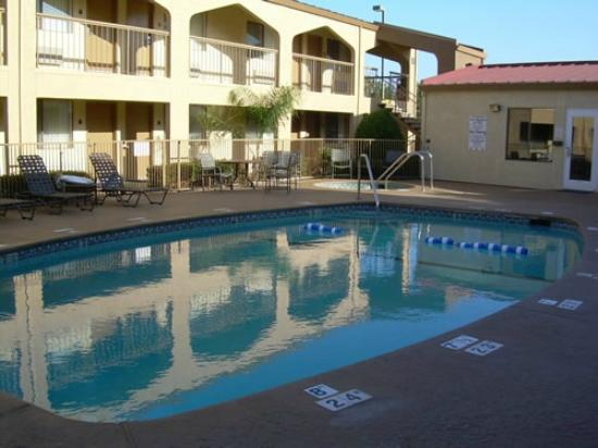 Best Western Yuba City Inn: Pool