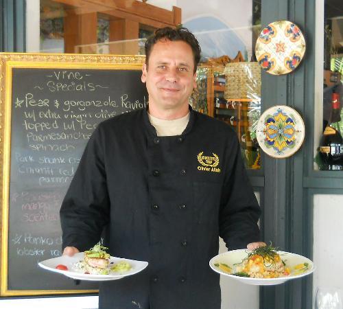 Vine: Executive Chef Olivier Allain