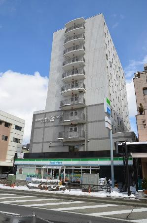 Country Hotel Takayama: ホテル外観