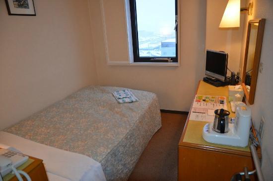 Country Hotel Takayama: シングル客室