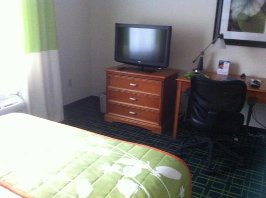 Fairfield Inn & Suites Pigeon Forge: executive suite