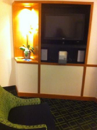 Fairfield Inn & Suites Pigeon Forge: sitting area