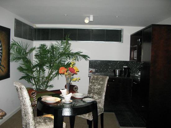 Atlanticview Cape Town Boutique Hotel: Lounge