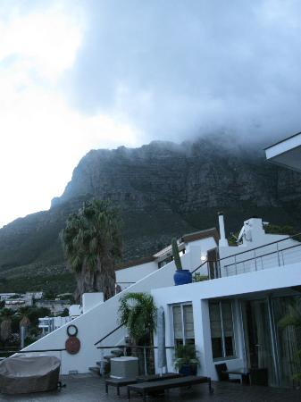 Atlanticview Cape Town Boutique Hotel: View from pool area
