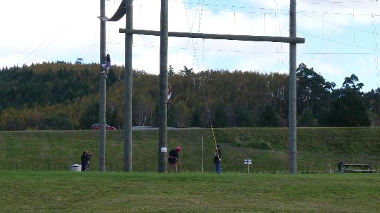 Rock`n Ropes : Rock'n Ropes Course
