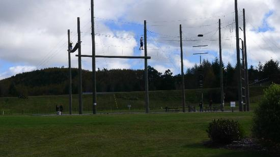 Rock`n Ropes : Rock'n Ropes Course  (2)