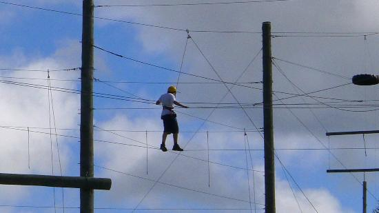Rock`n Ropes : Rock'n Ropes Course (3)