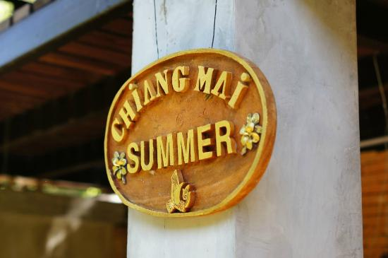 The homely Chiang Mai Summer Resort, one of a kind!