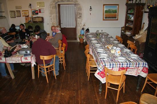 Agriturismo Pietrantica: Dining room