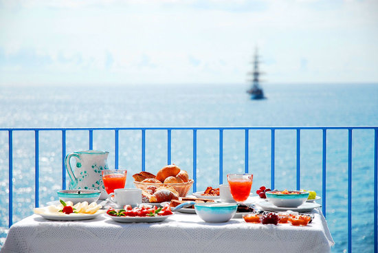 Hotel Palladio: colazione solo con prodotti arigianali di eccellenza locali, biologici ed equosolidali