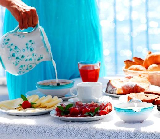 Hotel Palladio: colazione