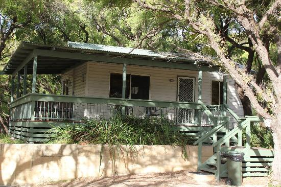 Hamelin Bay Holiday Park: Beach Cottage