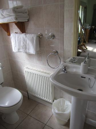 Joy's Rockside House B&B: Bath with LARGE shower