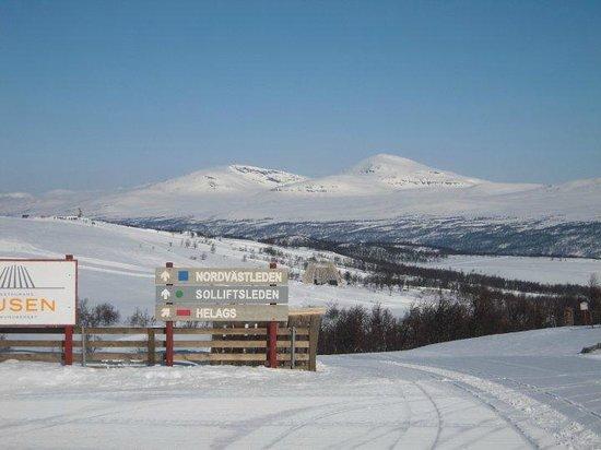 Excellent Alpine Camp Review Of Ramundbergets Fjallgarden