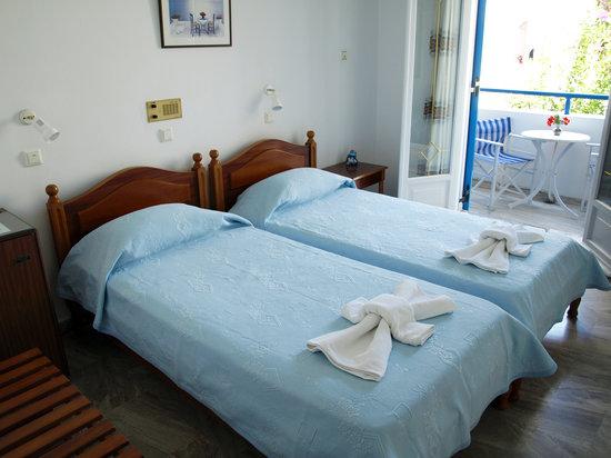 Hotel Zeus: Double