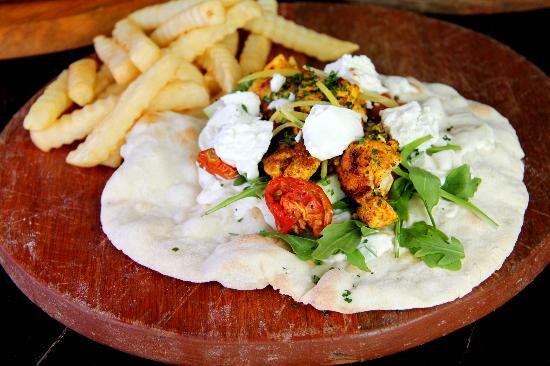Bella Restaurant: Shawarma Chicken