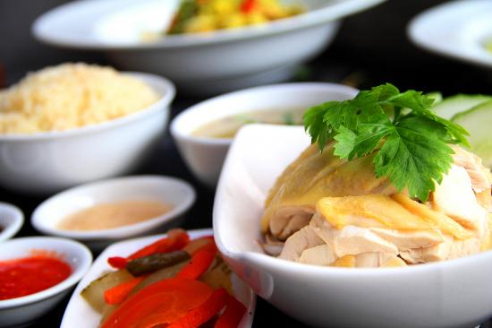 Bella Restaurant: Hainanese Chicken Rice
