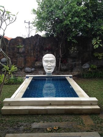 Kerobokan, Indonesia: Garden pool