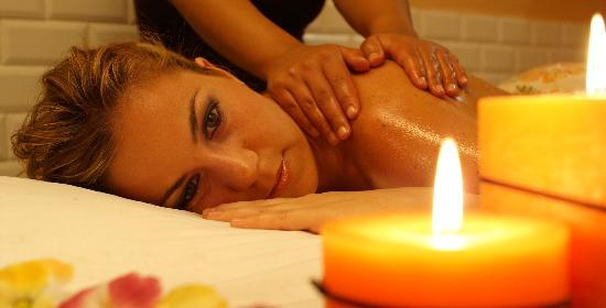 Balneario de Archena - Hotel Levante: Masaje Relajante
