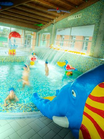 Balneario de Archena - Hotel Levante: Zona Infantil