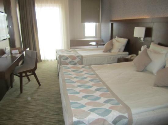 Belconti Resort Hotel : Фэмили