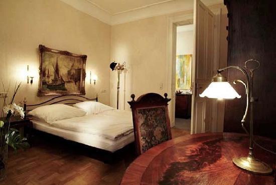 Hotel Drei Lilien: Doppelzimmer