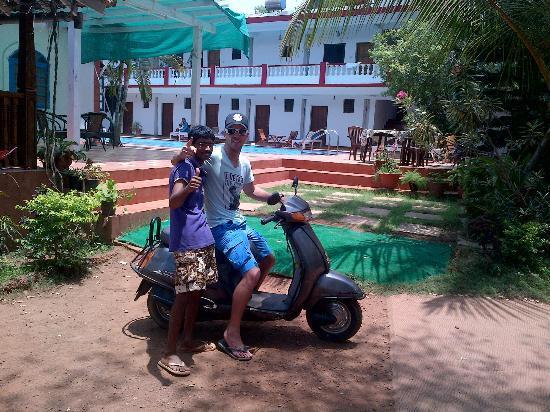 Anjuna Beach Resort: Anjuna Beach Resort