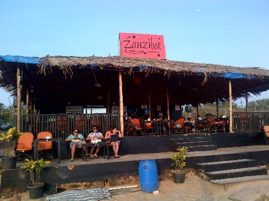 Anjuna Beach Resort: Zanzibar Baga Beach