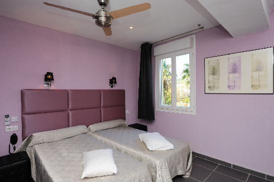 Hotel Splendid : chambre junior