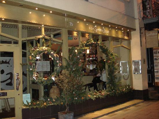 Green Olive Meze Bar & Restaurant: Green Olive Windsor
