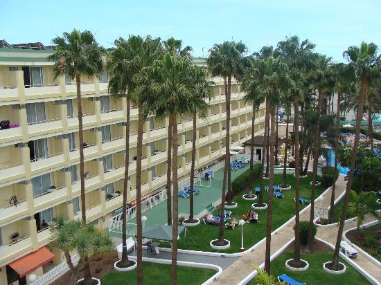Playa del Sol -  Adults Only : Vue des autres balcons