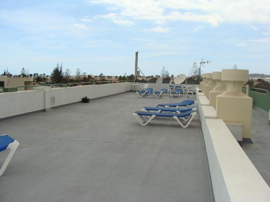 Playa del Sol -  Adults Only : Solarium sur le toit