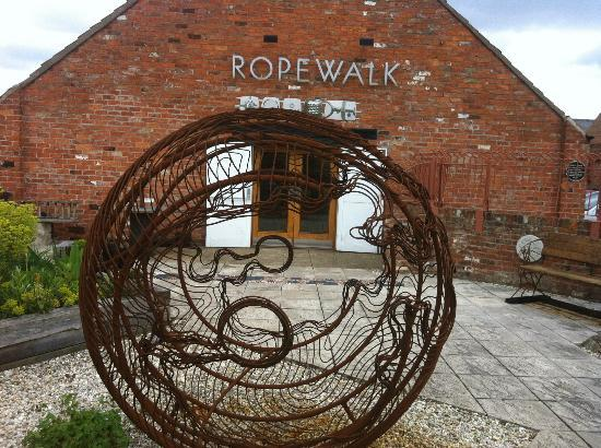 ‪The Ropewalk‬