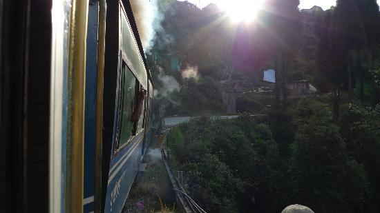 Darjeeling Himalayan Railway: Toy Train