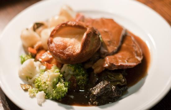 Punch Tavern : Traditional English Sunday Roast