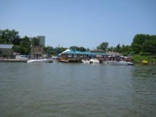 Photo of American Restaurant Pelican's Nest Restaurant at 566 River St, Rochester, NY 14612, United States