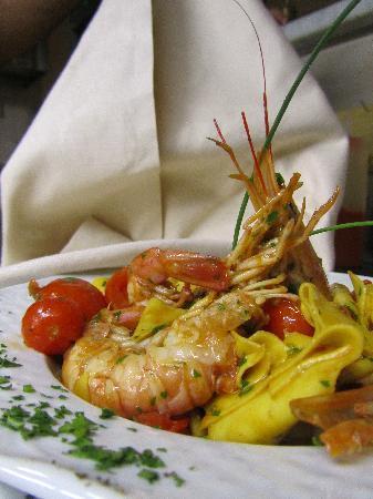 Restaurant La Pentola Dell'Oro : ..