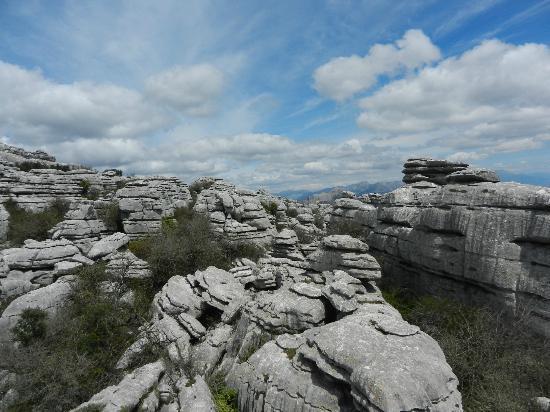 Paraje Natural Torcal de Antequera: Majestic views