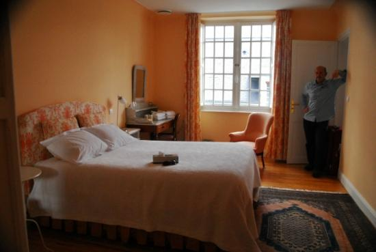 Clos Mirabel Manor : Our room