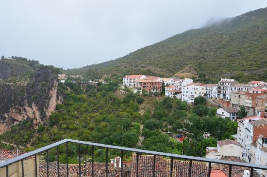 La Baranda: View from our balcony