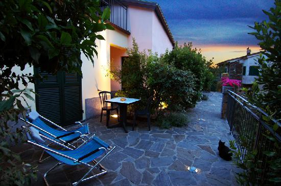 Cinqueterre Residence: Double Room Terrace