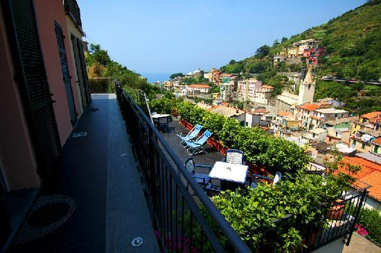 Cinqueterre Residence: Superior Rooms Terrace