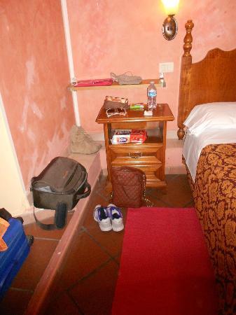 Hotel Nazionale: camera