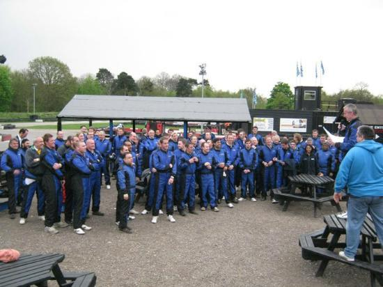 Brentwood Karting: Great Corporate Facilities