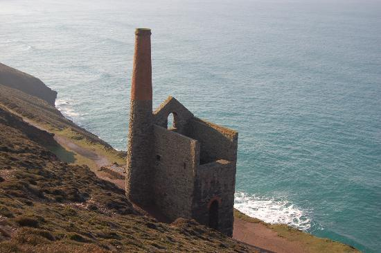 ‪Wheal Coates Tin Mine‬